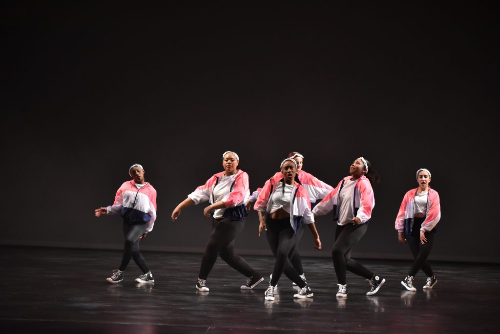 Recreational Hip-Hop Dancers